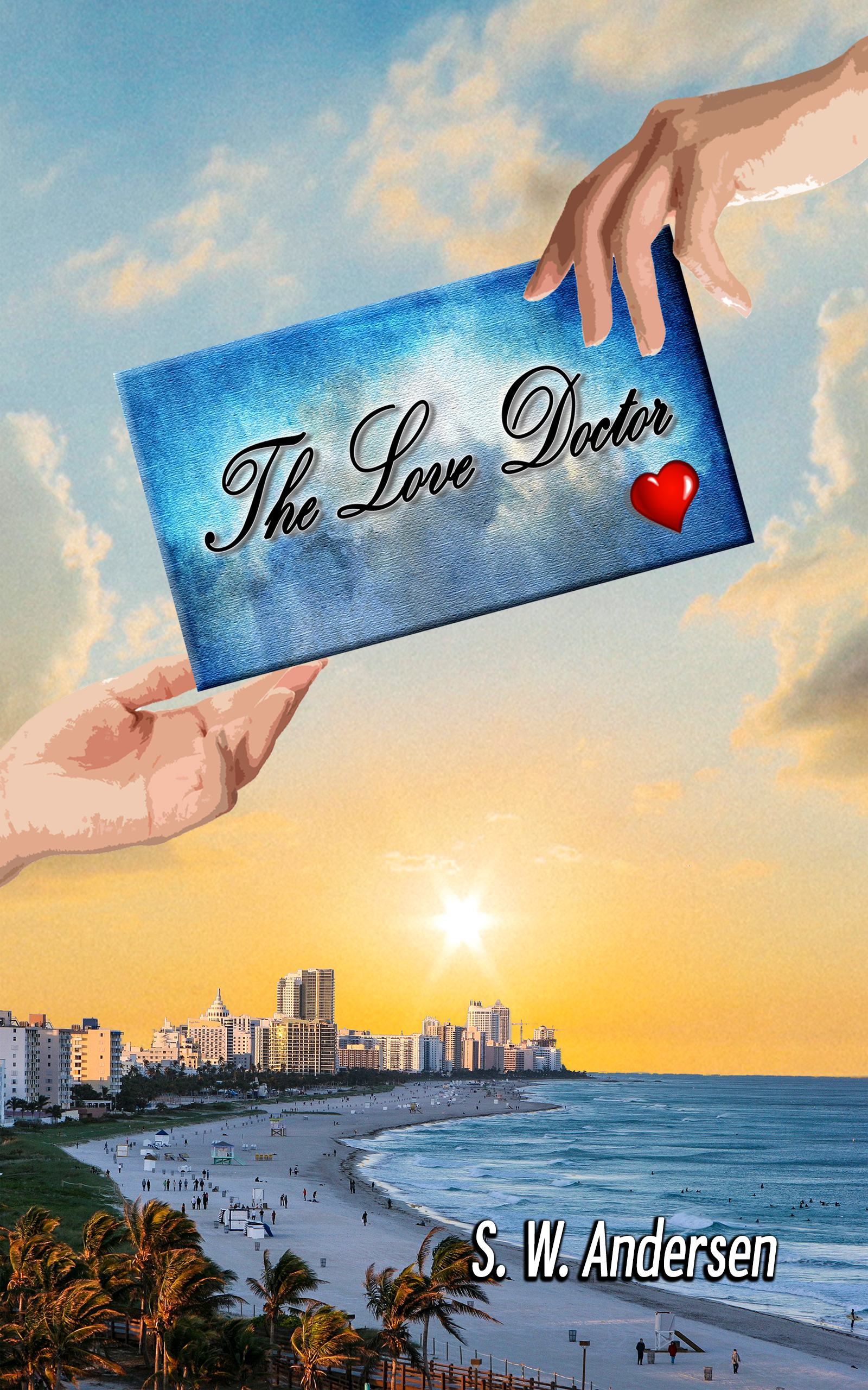 Love Doctor kindle cover final